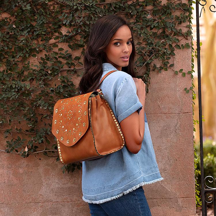Cazorla Flap Backpack