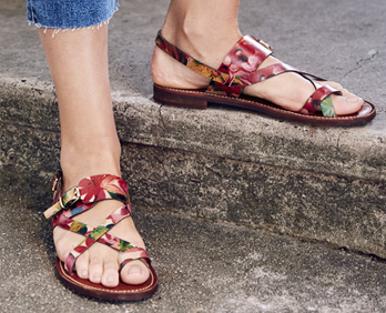The Alimena, New Style in Iconic Print